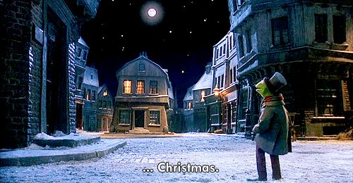 """""""There's only one more sleep 'til Christmas... Day"""""""