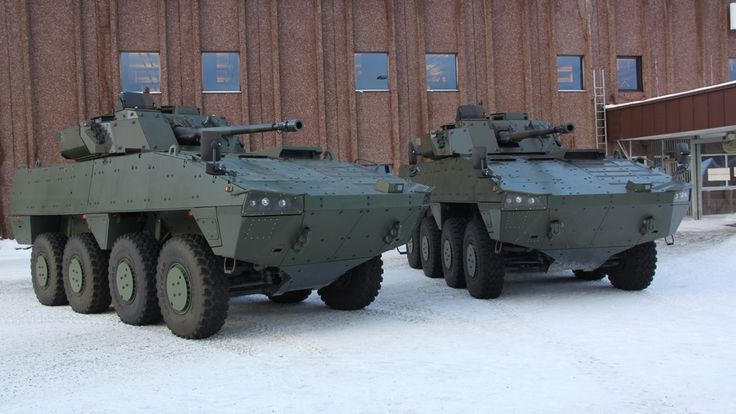BAE/Patria AMV-35 CRV bid for the ADF's Land 400 [1024x576]