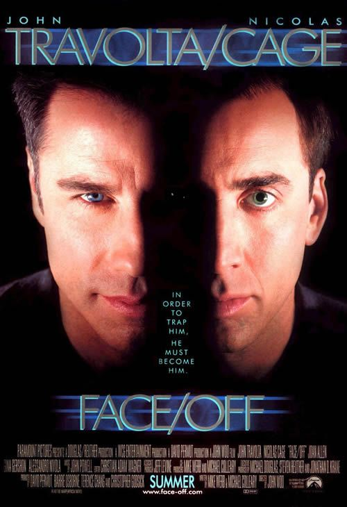 """Face Off - """"I want to take his face... off. Eyes, nose, skin, teeth. It's coming off."""""""