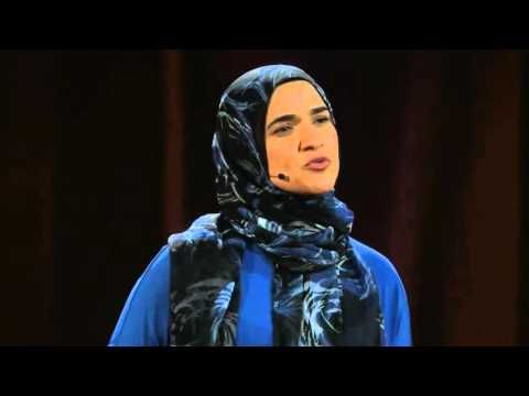 (TED-TALKS) Dalia Mogahed / What do you think when you look at me?