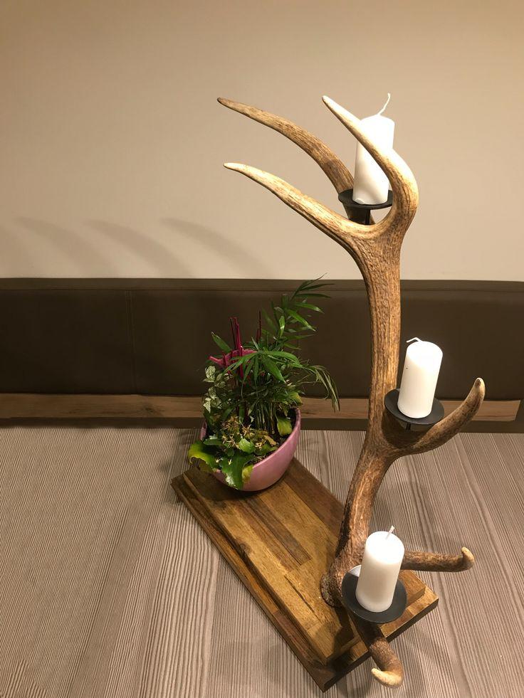 die besten 25 kerzenst nder holz ideen auf pinterest kerzenhalter holz deko holz und holzideen. Black Bedroom Furniture Sets. Home Design Ideas
