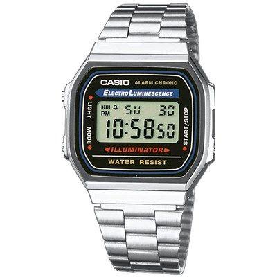 Chollo en Amazon España: Reloj Casio A168WA por solo 16,09€, es decir, un 60% de descuento sobre el precio de venta recomendado