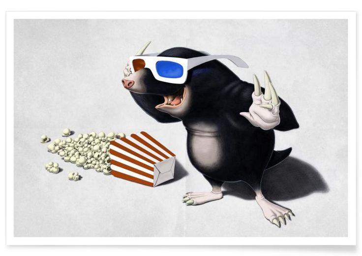 3d - Rob Snow | Creative - Premium Poster art | decor | wall art | inspiration | animal | home decor | ideas | gift