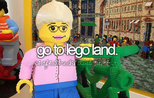 legoooooo land