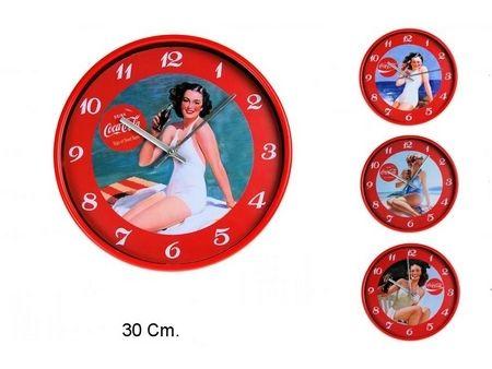 22 best coca cola and pepsi cola vintage images on pinterest nuevo reloj cocacola sciox Image collections