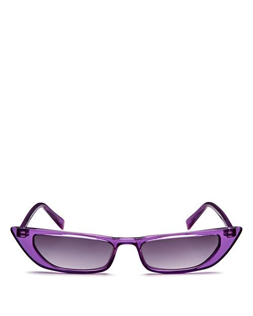 b0c198ec06e Kendall + Kylie - Women s Vivian Extreme Cat Eye Sunglasses