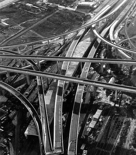 Turcot interchange, Montreal