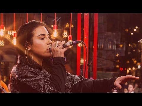 Maxida Märak - Nu blåser det på månen / Musikhjälpen 2016 - YouTube