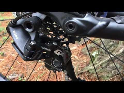 2017 SPECIALIZED STUMPJUMPER FSR 6FATTIE - YouTube