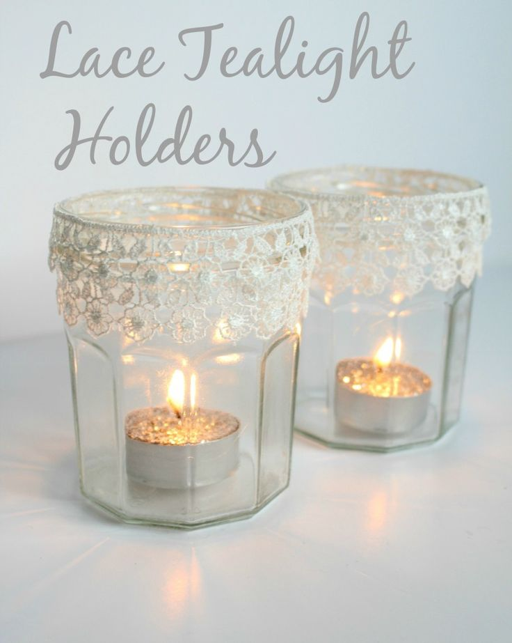 25 Best Ideas About Tea Light Holder On Pinterest Diy