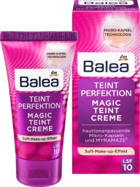 Balea Tagescreme Getönt Teint Perfektion Magic Teint Creme, 50 ml dauerhaft günstig online kaufen