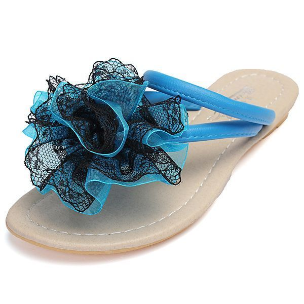 Slippers bulk lace floral strappy thong flat slippers beach flip flops shoes sandal #slippers #dollar #tree #slippers #kopen #slippers #mahabis #z #collection #slippers
