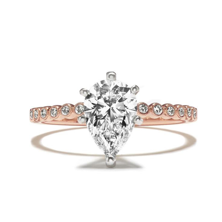 Take your Valentine's day to the next level with one of these stunning rings fro...