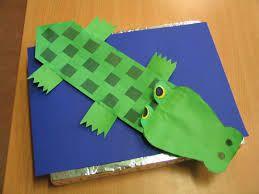 krokodil knutselen - Google zoeken