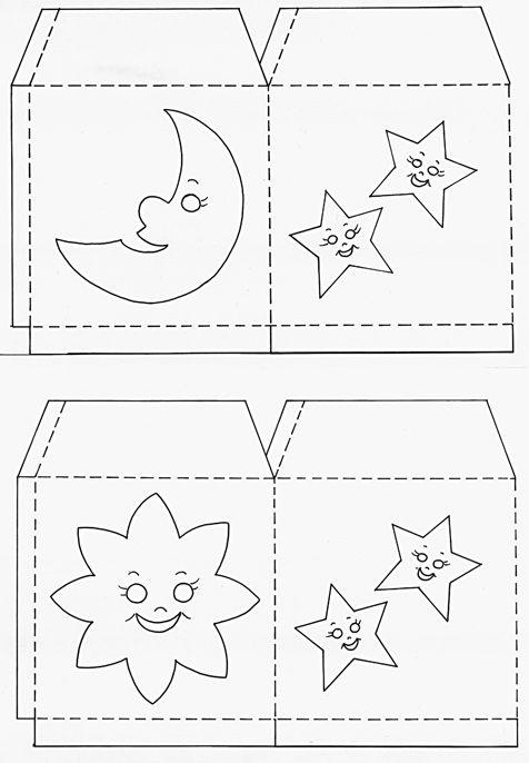 Zeichnung Laterne