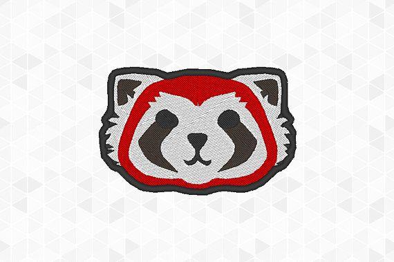 Patch Fire Ferret Pabu by FenyxDesignShop on Etsy