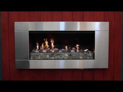 Outdoor Gas Fireplace | Escea EF5000 » Escea
