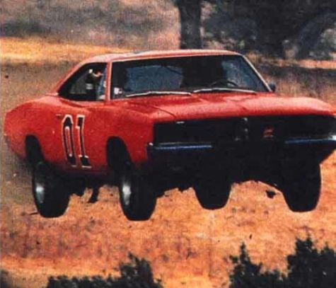 the general lee takes - photo #17