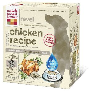The Honest Kitchen - Revel Chicken - Dehydrated Dog Food - Various Sizes