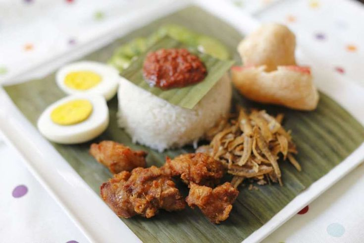 Наси лемак (Малайзия)