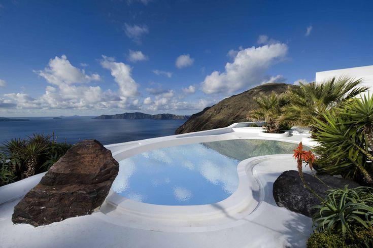 Astra Private Villa - Pool  (Santorini)