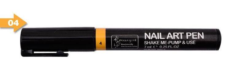 Fine Tip Nail Polish Paint Pens