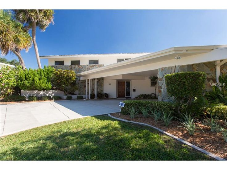 197 Best Mid Century Modern Homes Tampa Images On