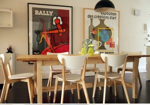 332 Best Dining Rooms Images On Pinterest Apartments
