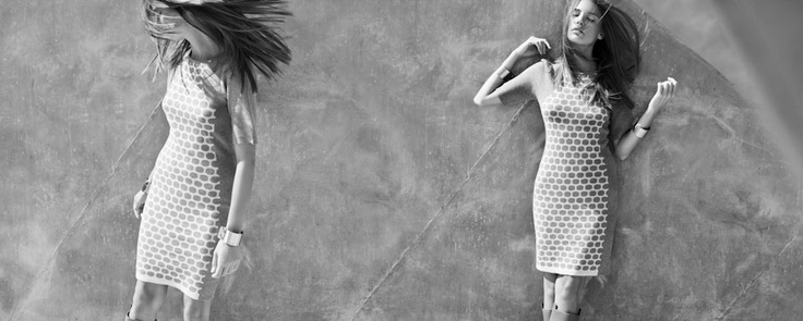 Photo: Radek Berent, Model: Beata Paluszkiewicz( UNITED 4 MODELS ), Make Up: Paulina Kurowiak, Hair: Dariusz Madej, Styling and Knitwear: CONFASHION ( www.confashion.com.pl), Jewellery ORSKA