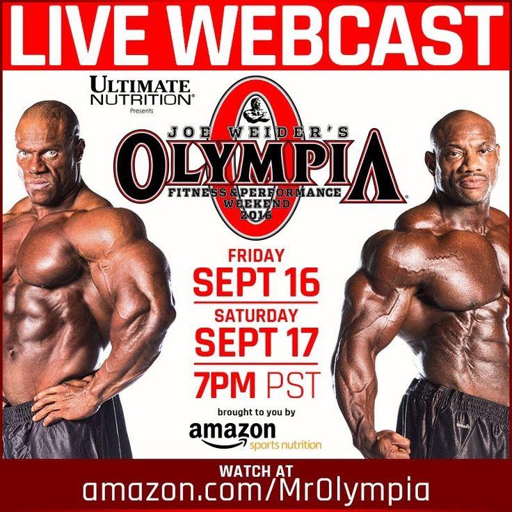 2016 Mr. Olympia | Live Vlog
