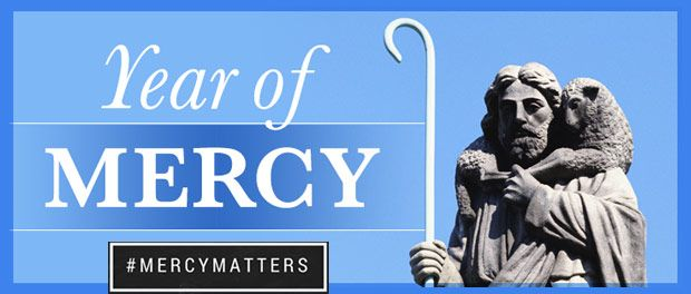 #MercyMatters is a hashtag campaign to spread the message of God's mercy. Let's announce the mercy of God during the Jubilee Year of Mercy.