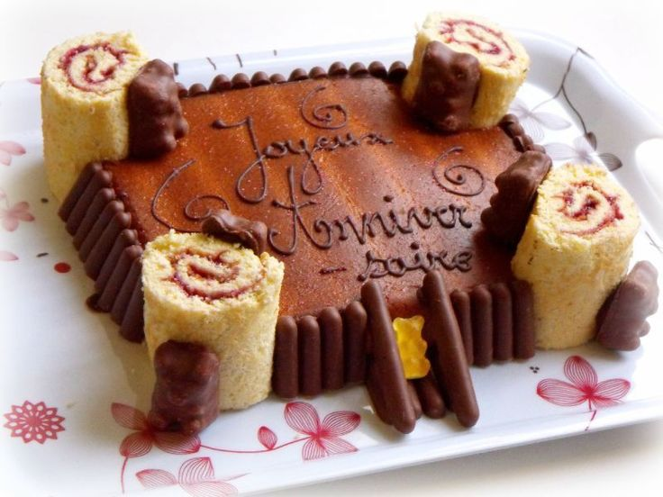 33 Best Gateau Anniversaire Enfant Images On Pinterest
