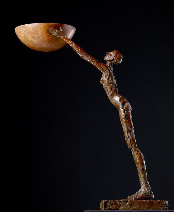 37 best Medium Sculpture by Carol Peace images on Pinterest