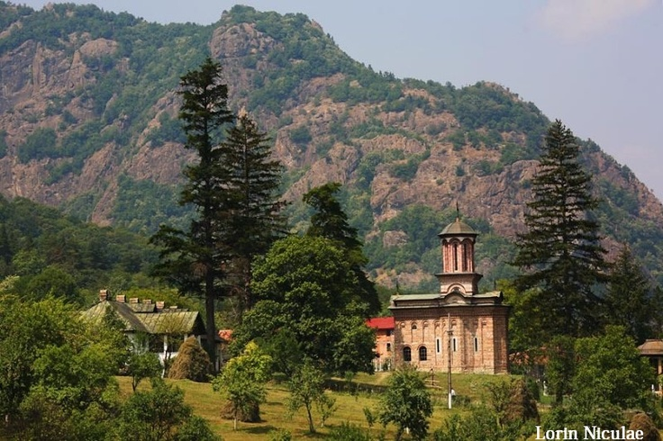 Cozia Monastery.  www.intermedline.com    and    https://www.facebook.com/pages/INTERMEDLINE-BUCHAREST-dentalaesthetic-surgerybalnearytravel/253595104655756