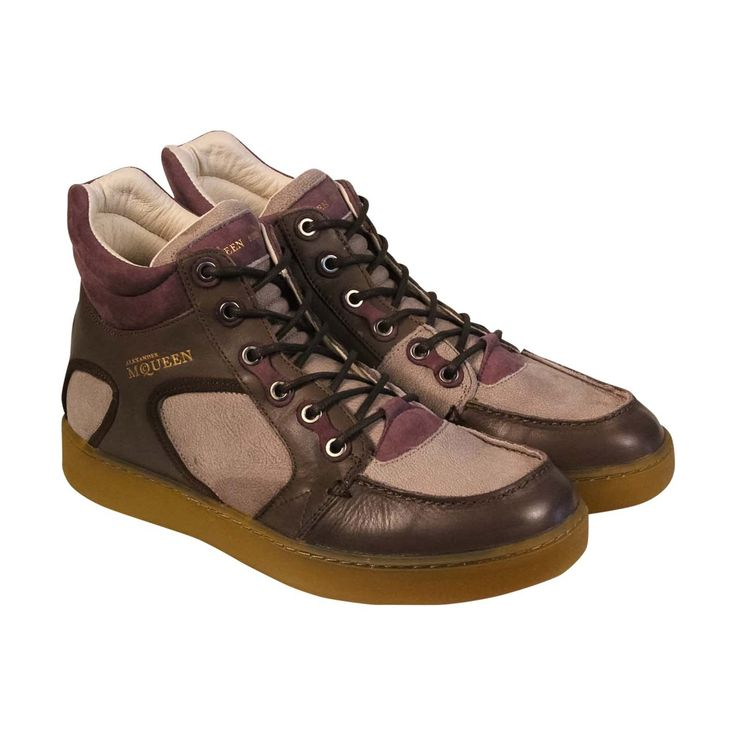 Fall 2013 Collection. @PUMA X Alexander McQueen AMQ Joust III in Cocoa Brown