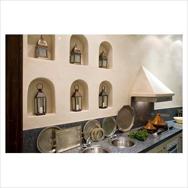 GAP Interiors Moroccan Kitchen Picture Library