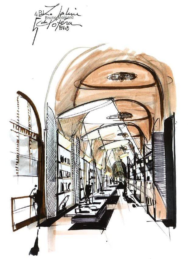 Bruno Moinard, 2008 BRUNO MOINARD 4BI®© Architecte d'intérieur Scénographe 75 PARIS  www.brunomoinard.com