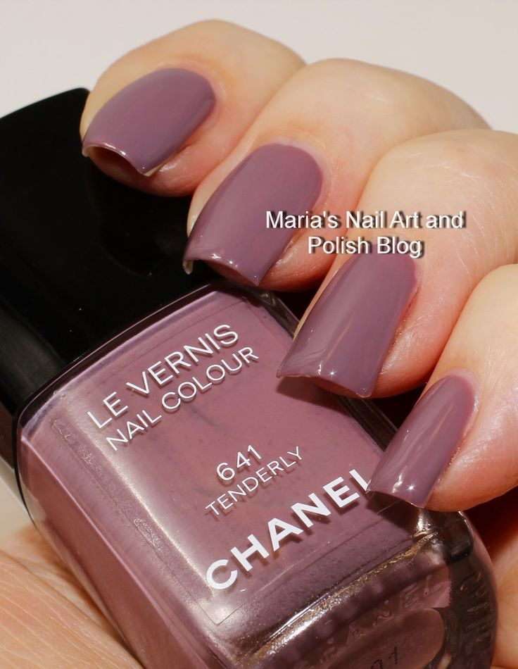 12 best nail color images on Pinterest | Chanel nails, Nail art blog ...