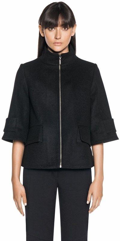 Jackets | Compact Wool Jacket