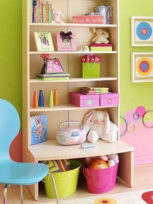 Dormitorios infantiles llenos de color e imaginación decorar, decoración