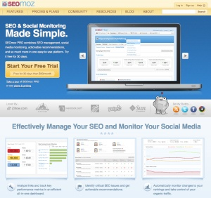 SEO Moz – More Than Just SEO Tools    Getting your website to rank as high as possible is one of the most important things to focus on in order to get as many natural hits as possible. There are a number of methods and pieces of software out there that claim they can help you with this, and one is SEO Moz - but what is it and how exactly does it help?