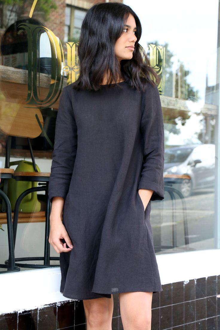 NEW :: The Bella Dress Pattern