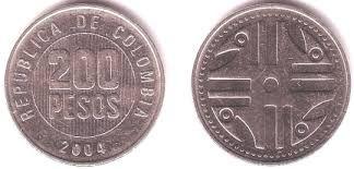 200 peso coin designed by Dicken Castro