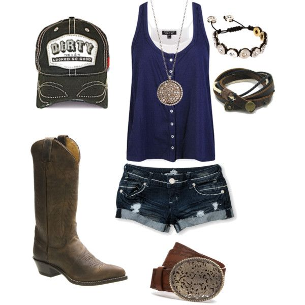 """Hangin out with friends"" by justagirlfromthesouth on Polyvore"