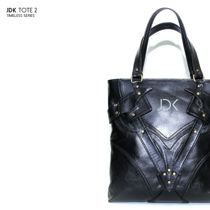 JDK TOTE 2 Timeless Series www.judhakrist.net  #jdk #judhakrist #totebag #tote #leather #bag #black