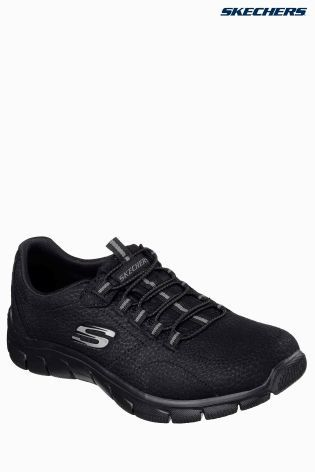 Skechers® Black Sport Empire Take Charge Trainer