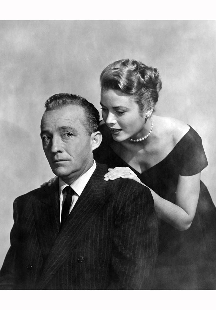 Bing Crosby and Grace Kelly | © Pleasurephoto