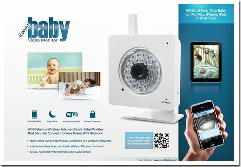 video baby monitor for iphone android how to babies phones and videos. Black Bedroom Furniture Sets. Home Design Ideas
