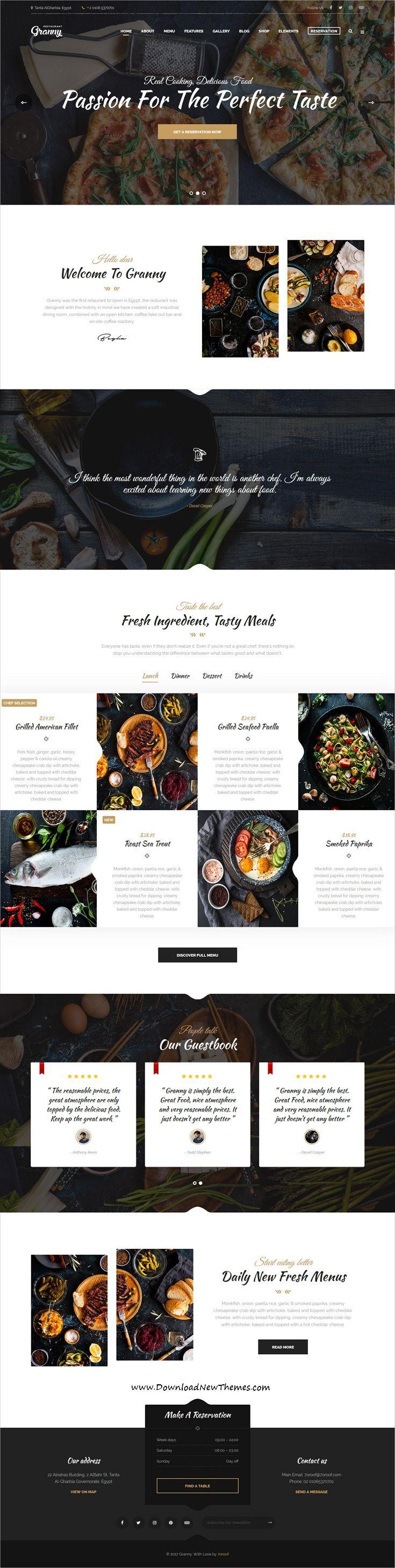 37 best Coffee Website Design images on Pinterest
