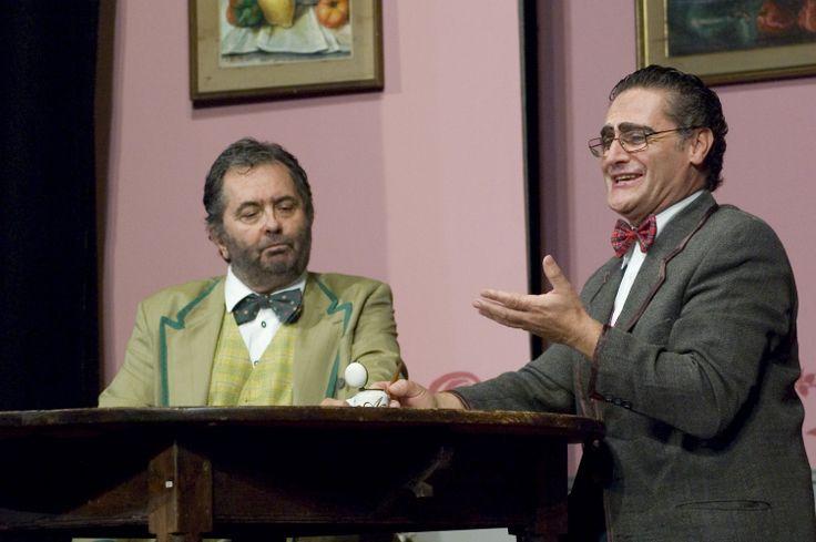 Felice Sciosciammocca e Avv. Antonio Saponetta